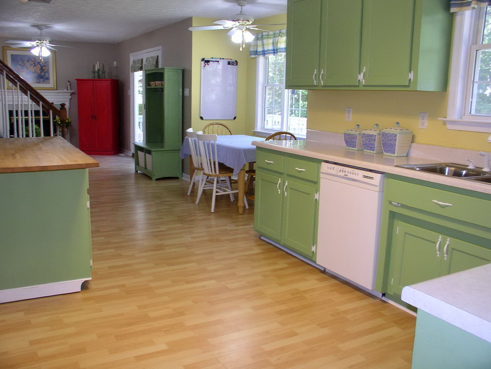 Kitchen Cabinet Painters Calgary