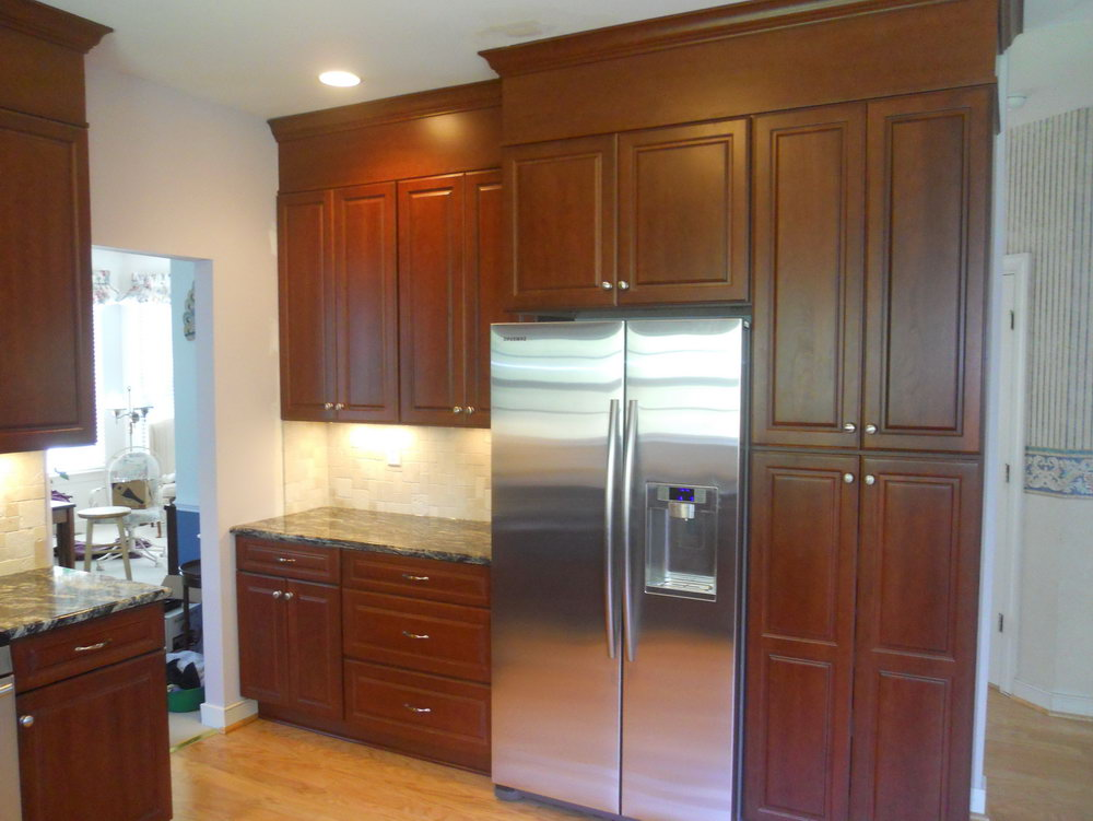 Kitchen Cabinet Pantry Dimensions