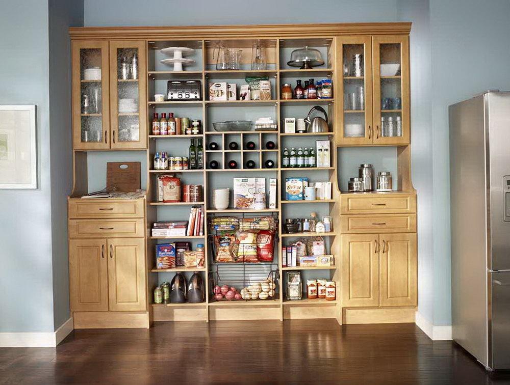 Kitchen Cabinet Pantry Unit