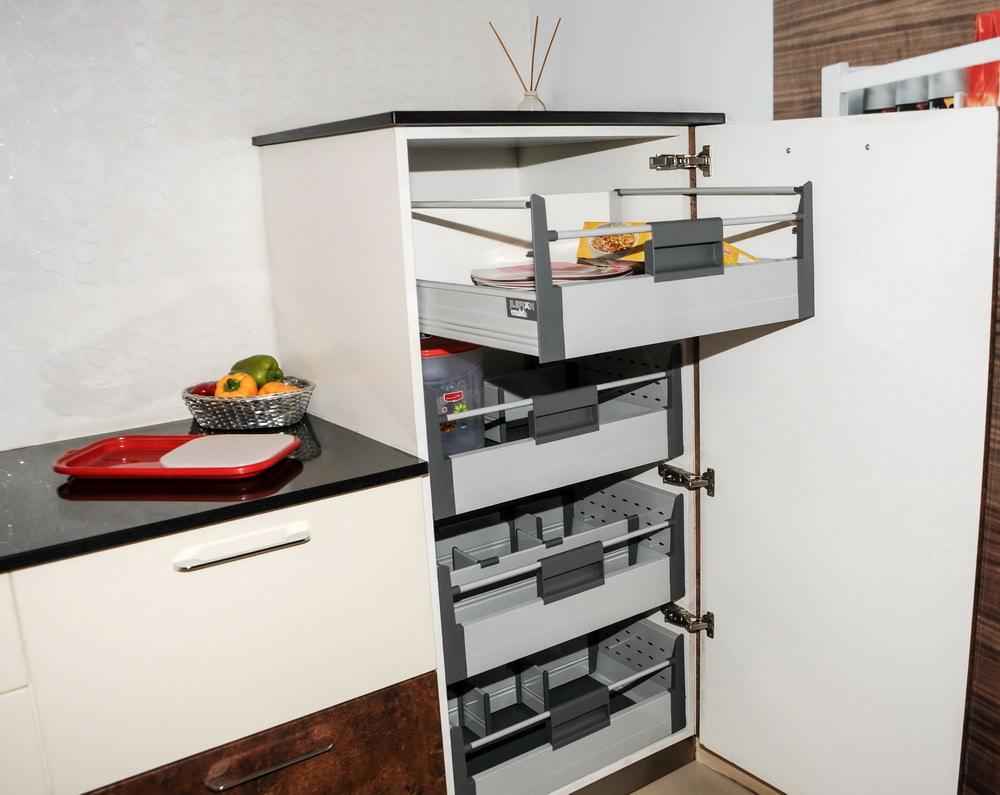 Kitchen Cabinet Parts Names