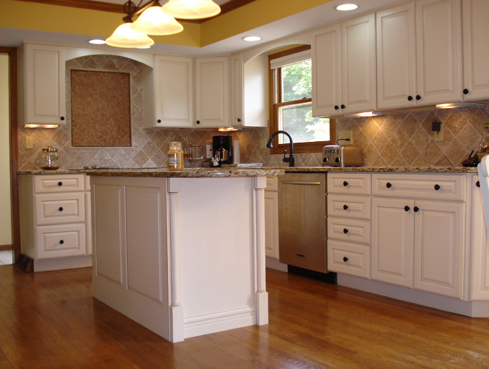 Kitchen Cabinet Remodel Before And After