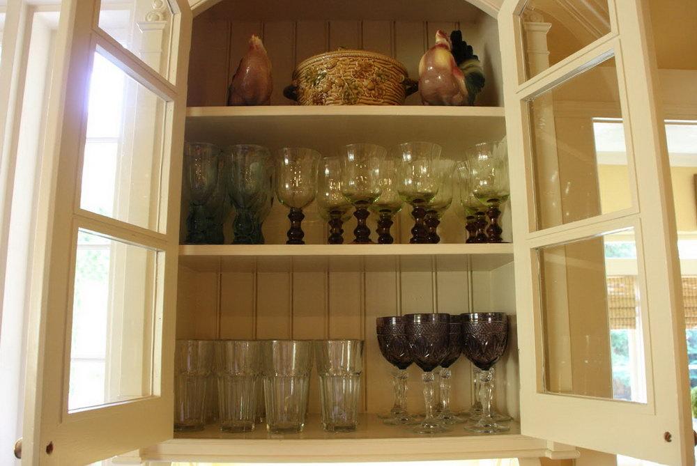 Kitchen Cabinet Shelf Spacing