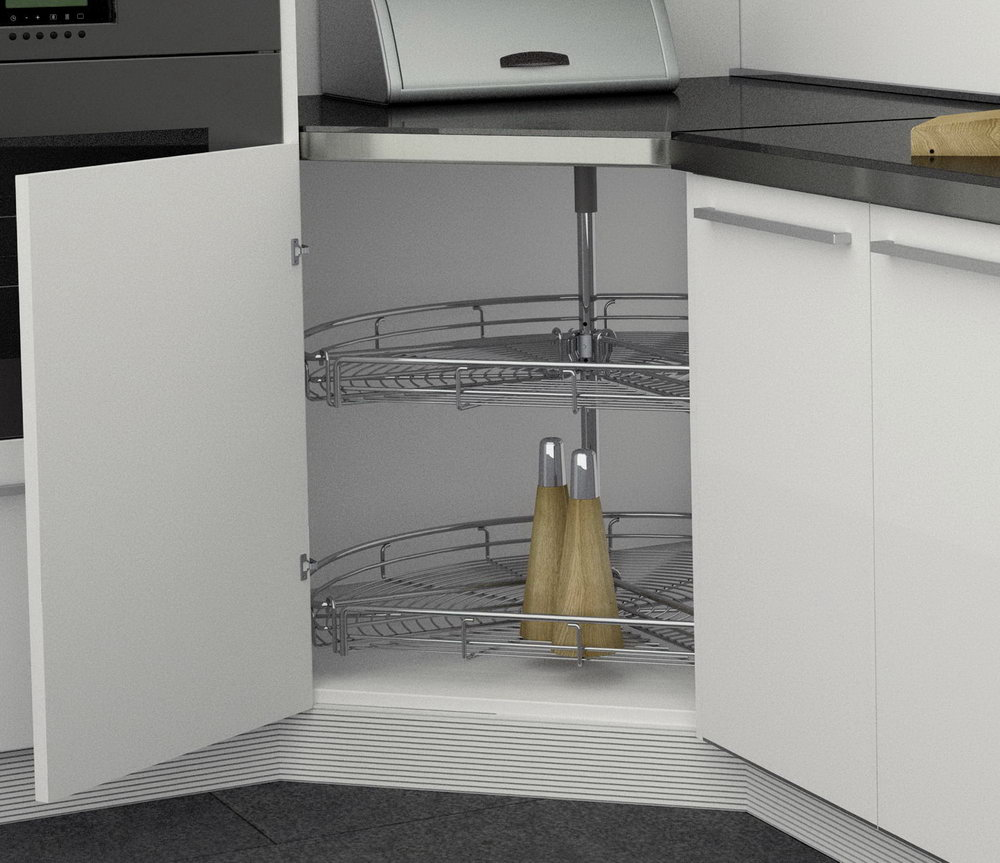 Kitchen Cabinet Storage Solutions Uk