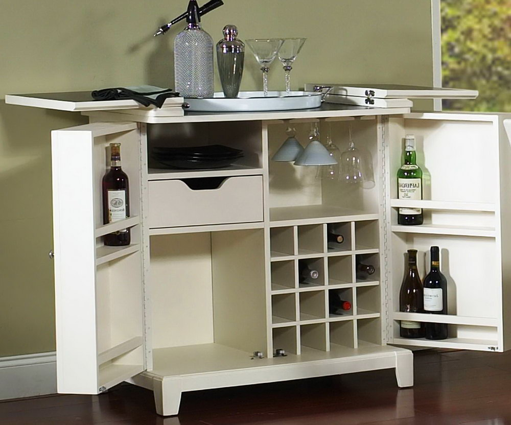 Kitchen Cabinet Wine Rack Insert