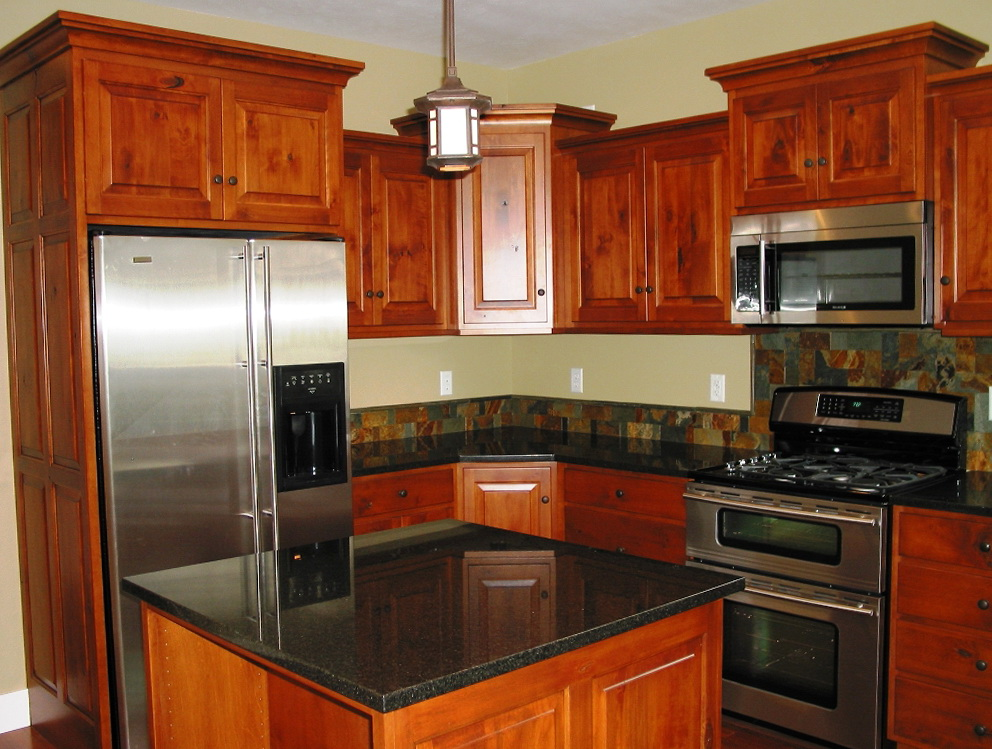 Kitchen Cabinets Designs In Nigeria