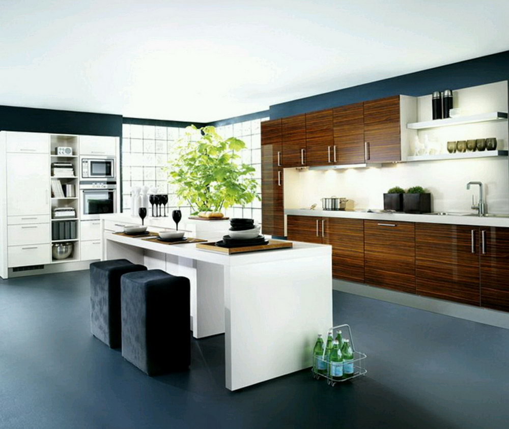Kitchen Cabinets Designs In Pakistan