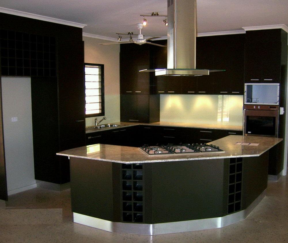 Kitchen Cabinets Designs Tanzania