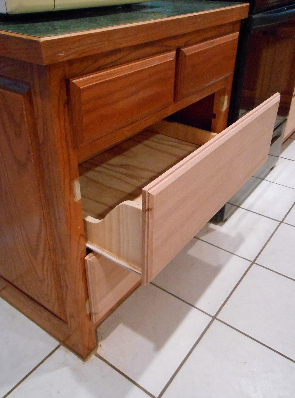 Kitchen Cabinets Drawers Design