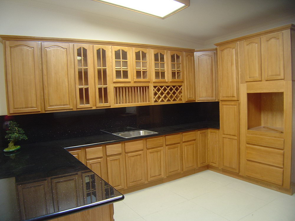 Kitchen Cabinets Floor Plans