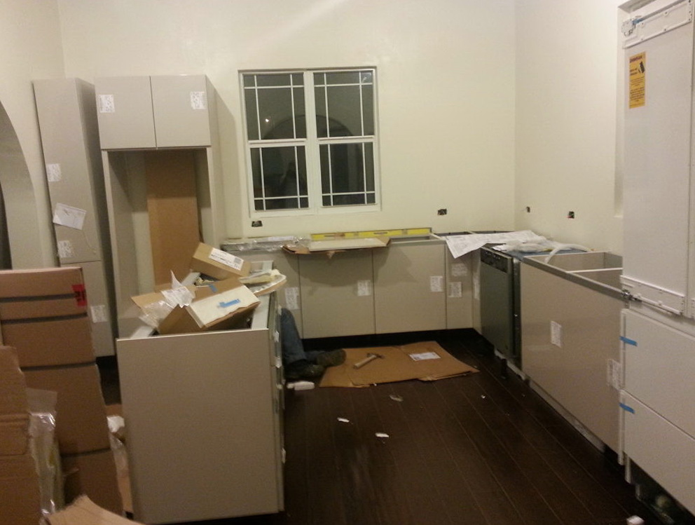 Kitchen Cabinets Installation Labor Cost