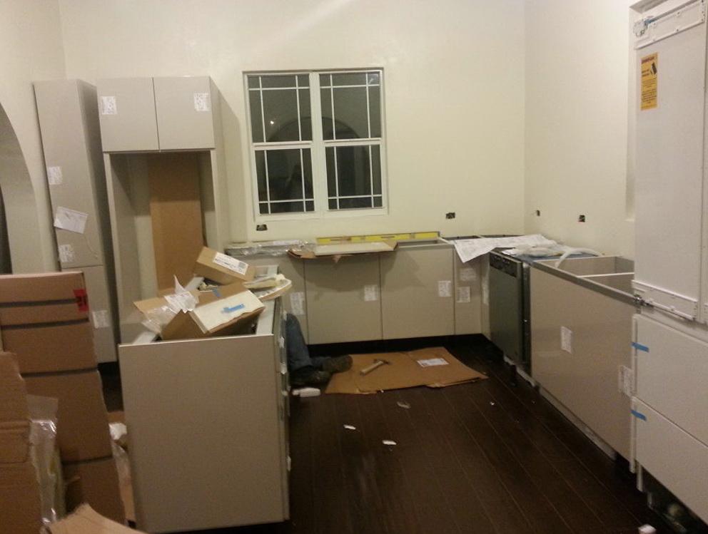 Kitchen Cabinets Installation Labor Cost
