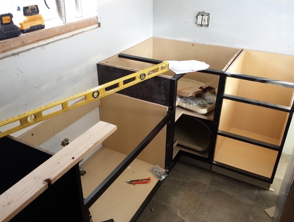 Kitchen Cabinets Installation Tools