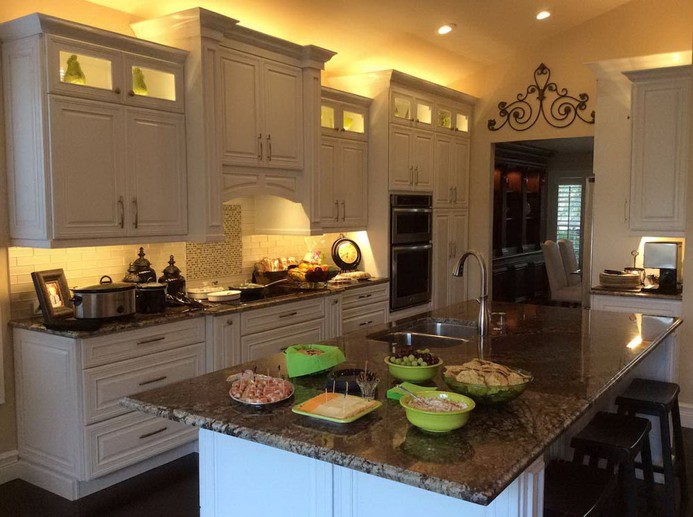 Kitchen Cabinets Lights Inside