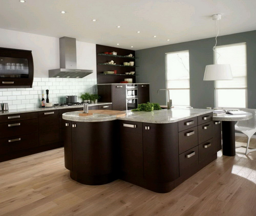 Kitchen Cabinets Modern Design