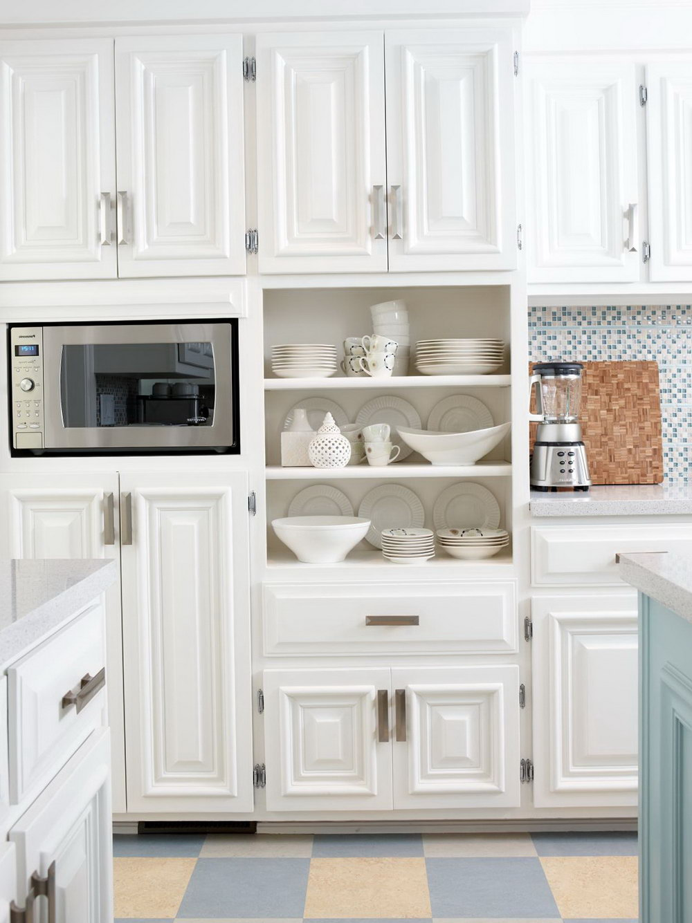 Kitchen Cabinets Pictures White