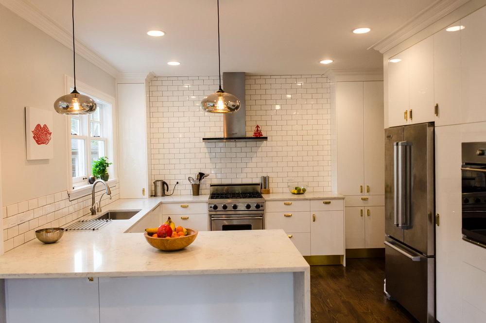Kitchen Cabinets Seattle Wa