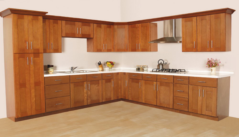 Kitchen Cabinets Sizes Layout
