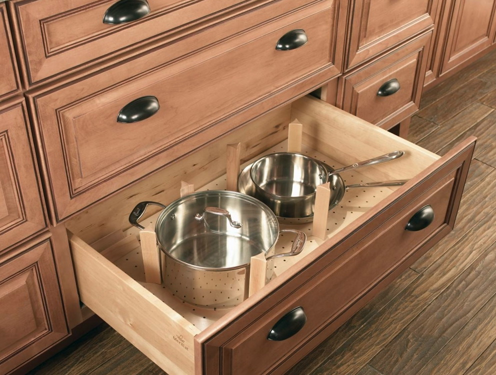 Kitchen Cabinets With Drawers Only