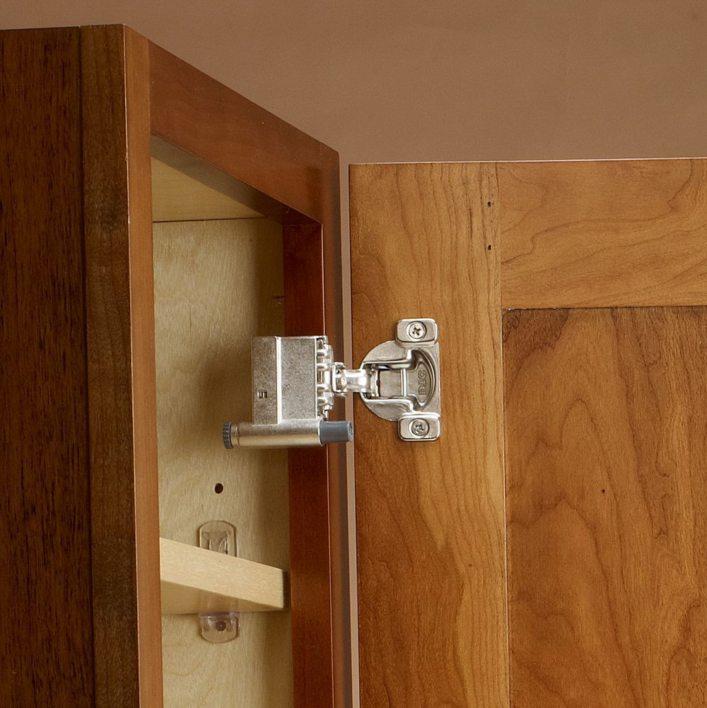 Kitchen Cabinets With Outside Hinges