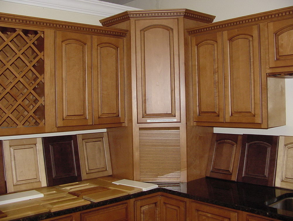Kitchen Corner Cabinets Dimensions