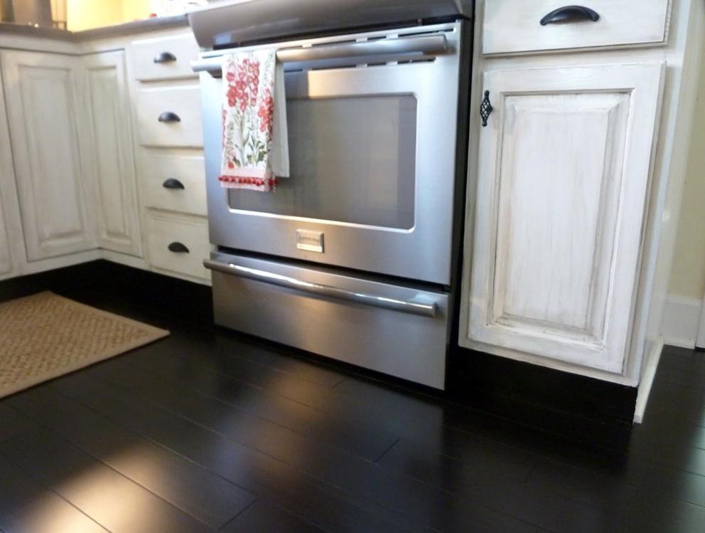 Kitchen Floor Cabinets With Doors