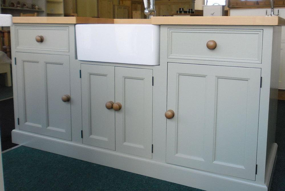 Kitchen Freestanding Cabinets