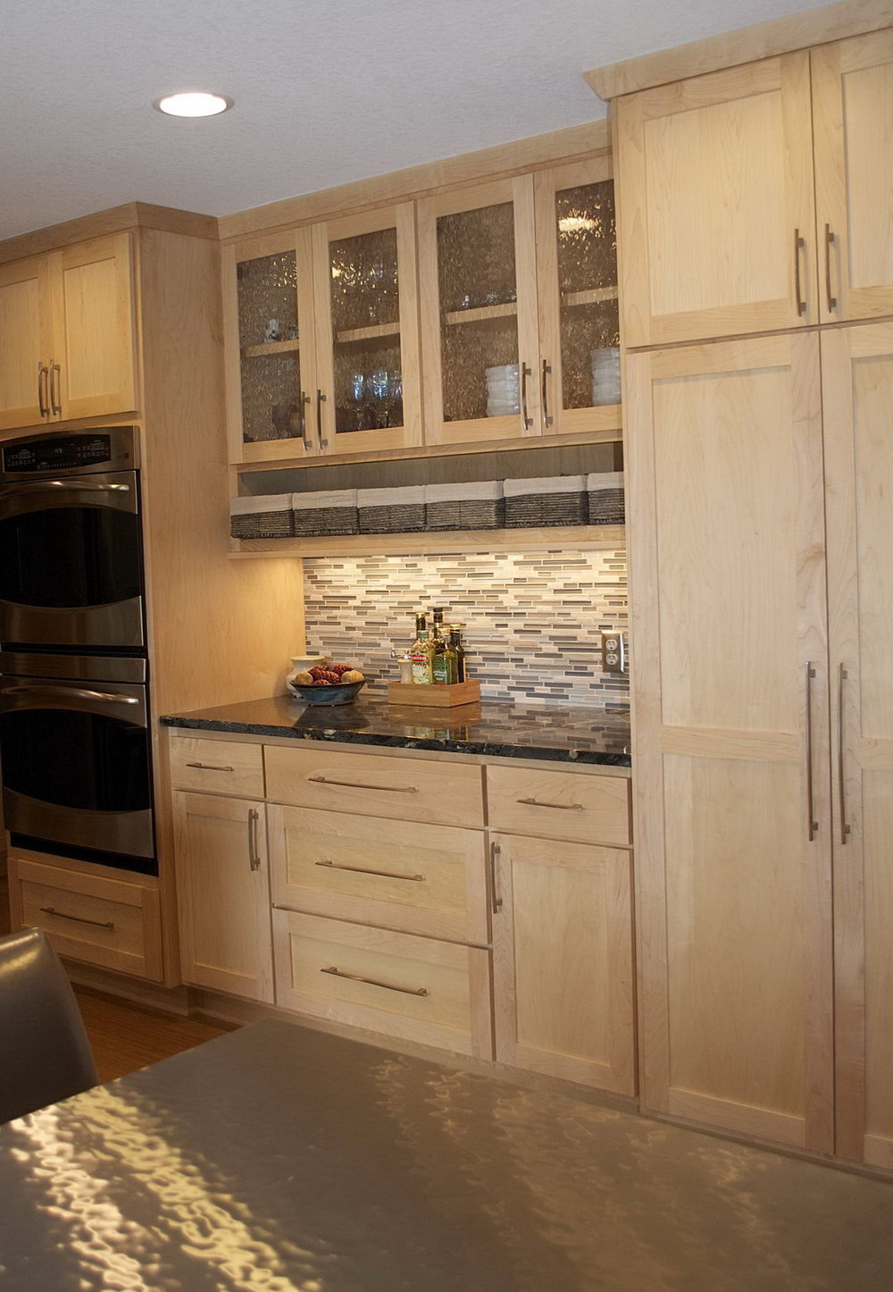 Kitchen Ideas Light Wood Cabinets