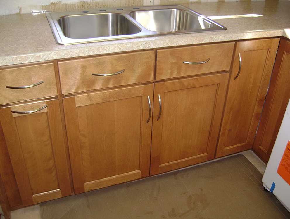Kitchen Sink Base Cabinets For Sale