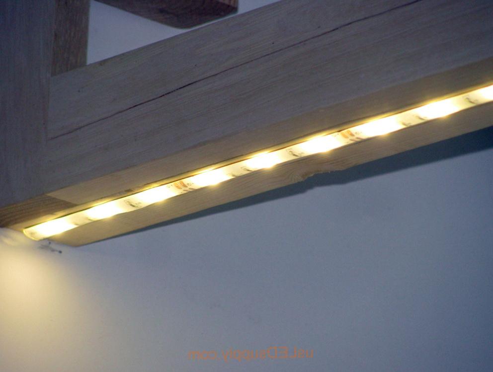 Kitchen Strip Lights Under Cabinet
