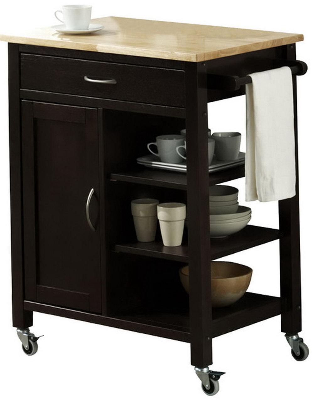 Kitchen Utility Cabinet Storage