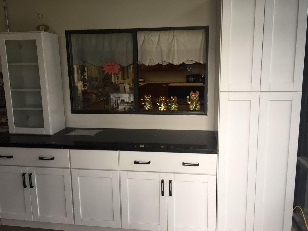 Laminated Mdf Kitchen Cabinets