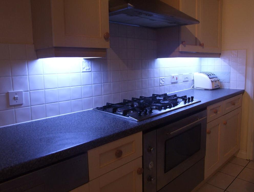 Led Lights Kitchen Cabinets