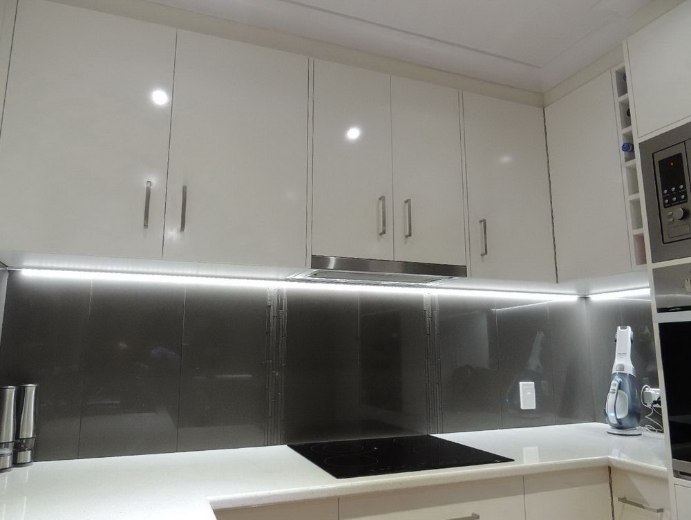 Led Strip Kitchen Lights Under Cabinet