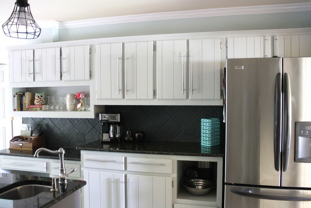 Light Grey Kitchen Cabinets What Colour Walls