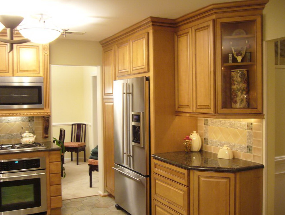 Light Maple Kitchen Cabinets Pictures