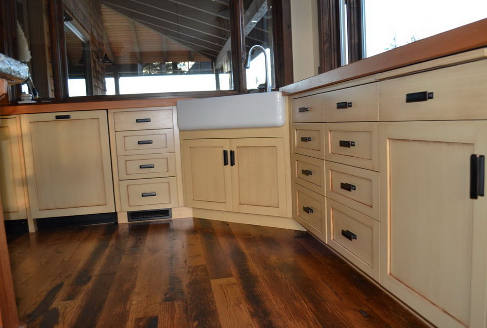 Lower Kitchen Cabinets Only