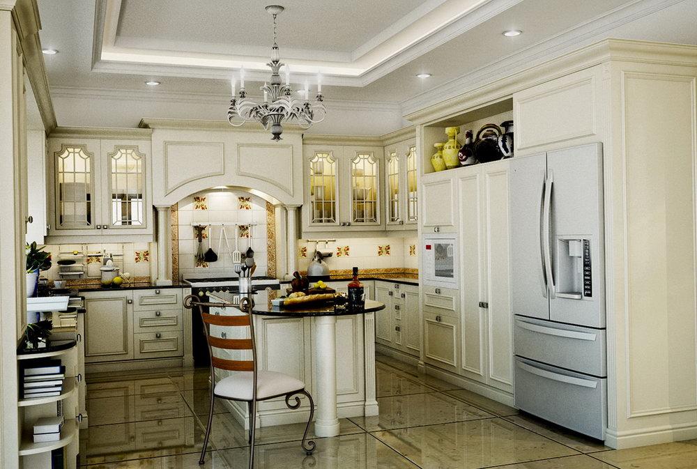 Lowes Caspian Kitchen Cabinets