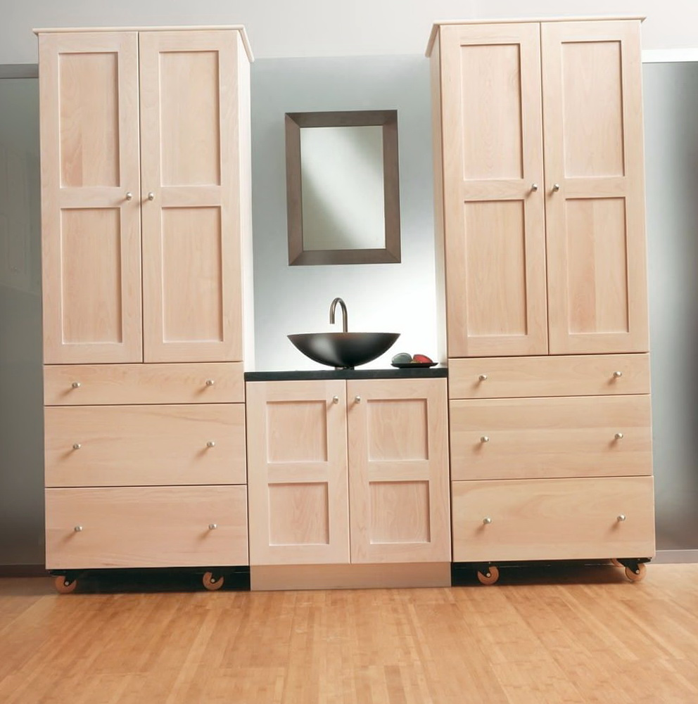 Lowes Unfinished Kitchen Cabinets In Stock