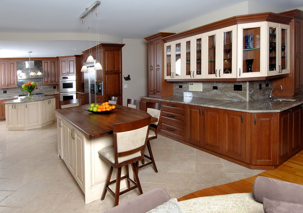 Lowes White Kitchen Cabinets With Glass Doors