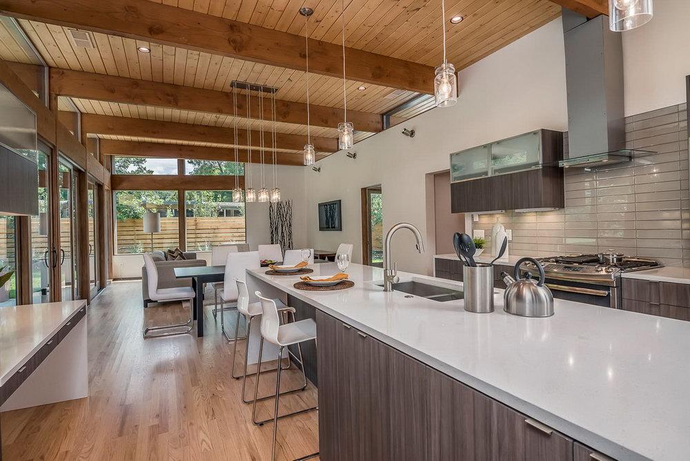 Mid Century Modern Kitchen Cabinets For Sale