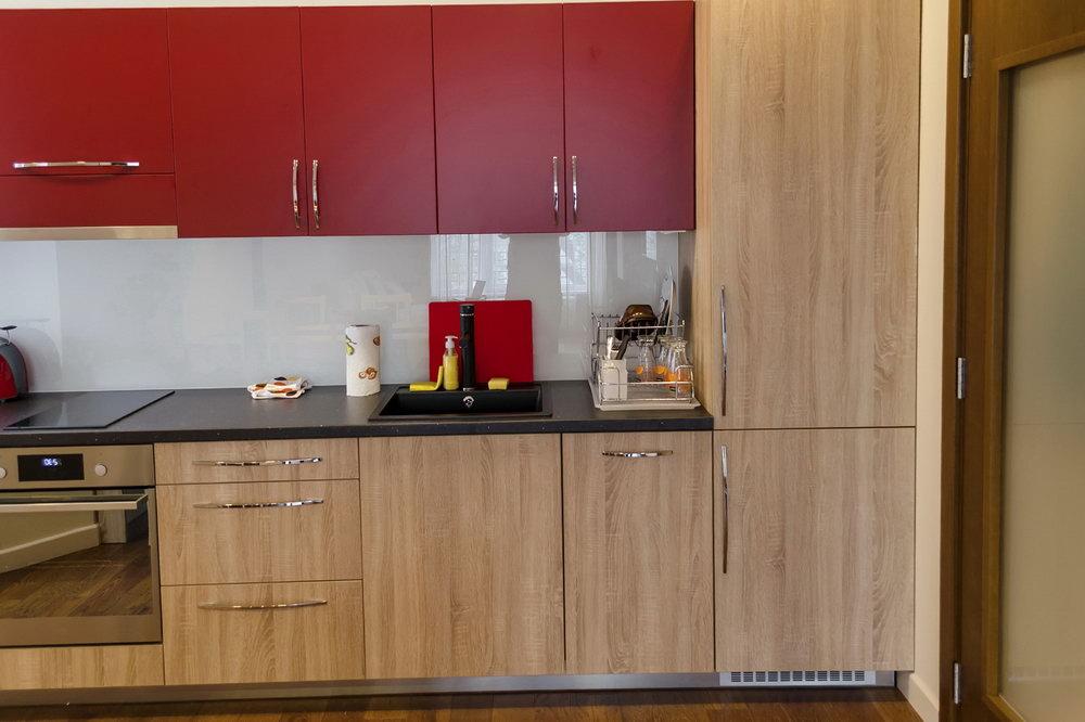 Modern Design Kitchen Cabinets