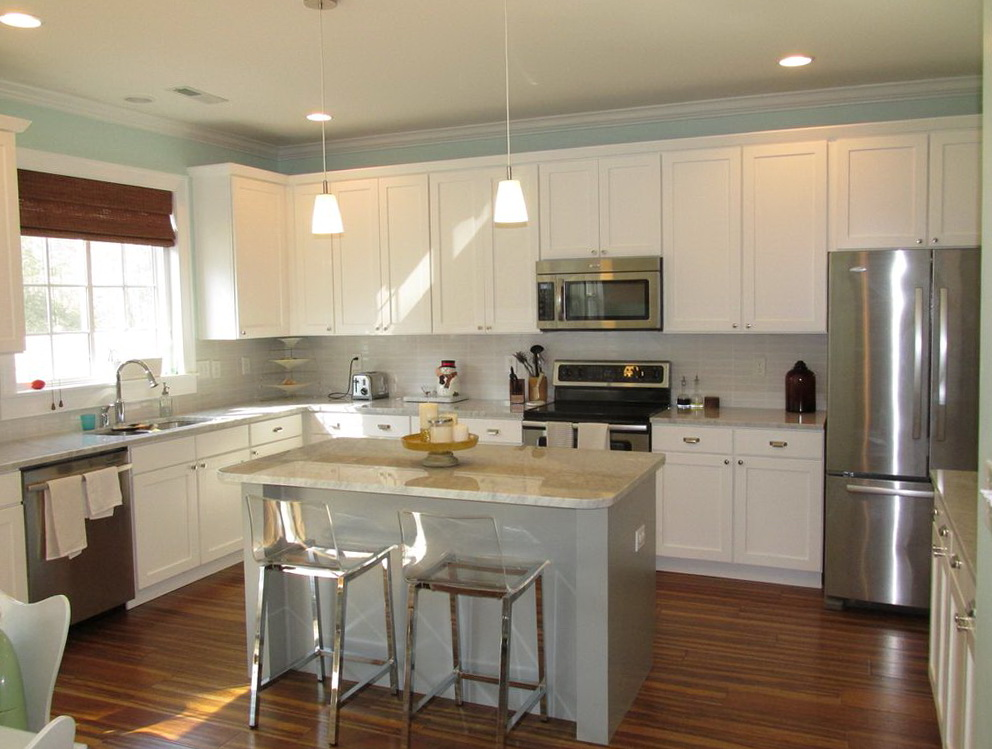 Modern Kitchen Cabinet Molding