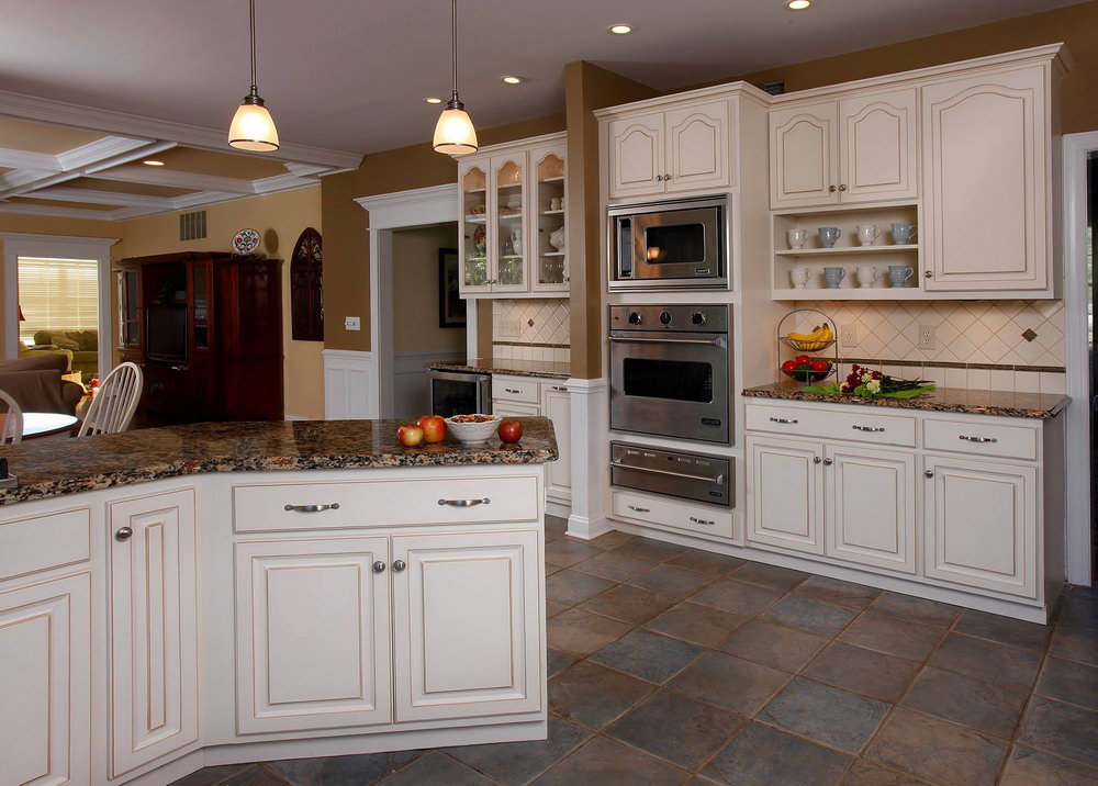 Most Popular Kitchen Cabinet Color 2015