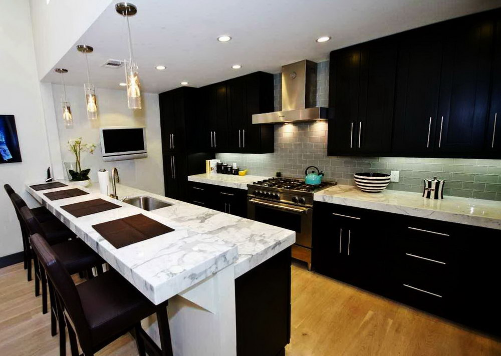 Most Popular Kitchen Cabinets Color 2017