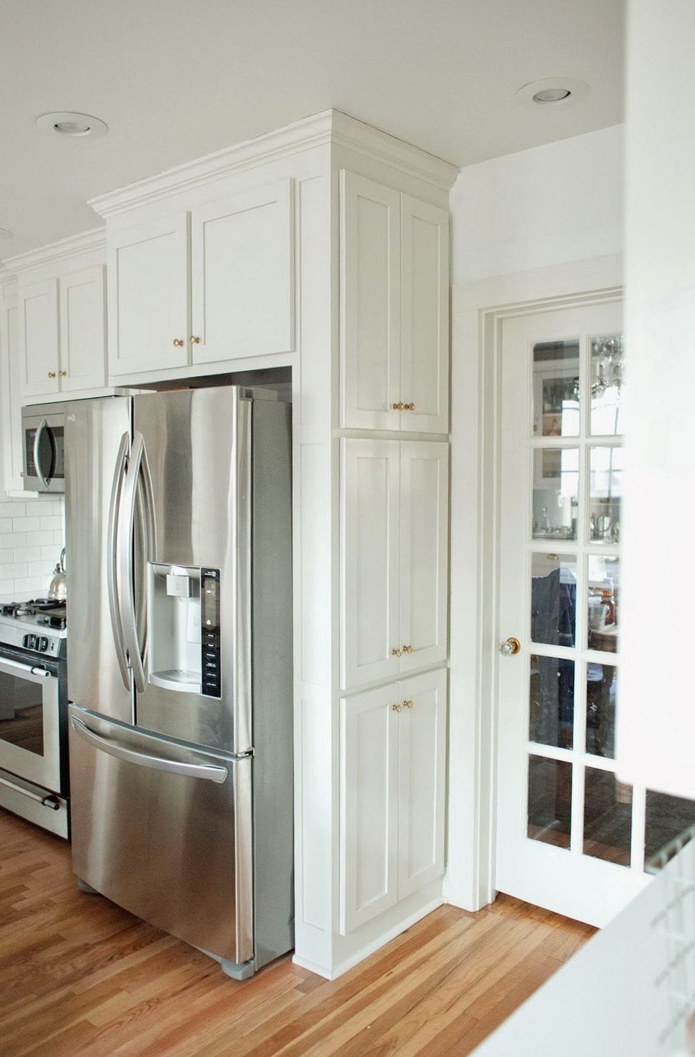 Narrow Kitchen Cabinet Solutions