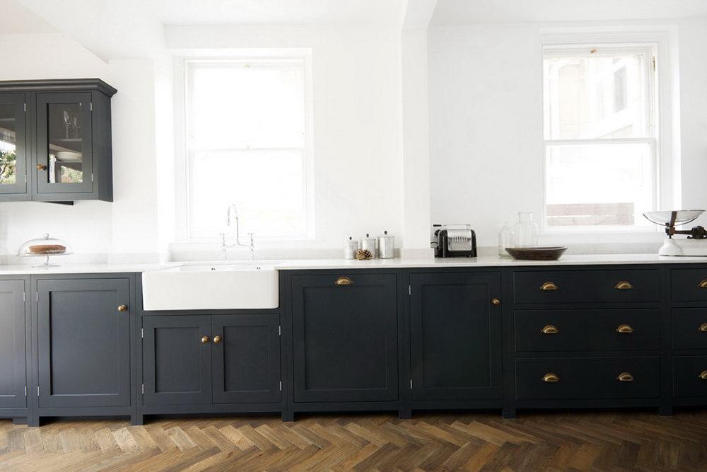 Navy Blue Kitchen Cabinets Uk