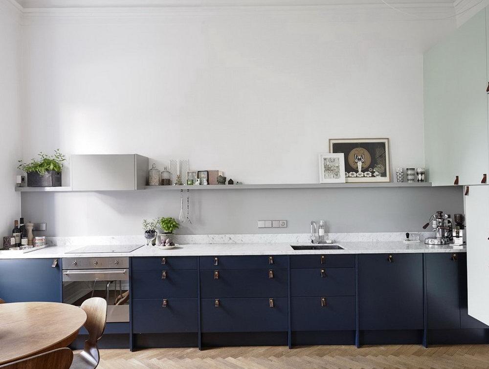 Navy Kitchen Cabinets Ireland