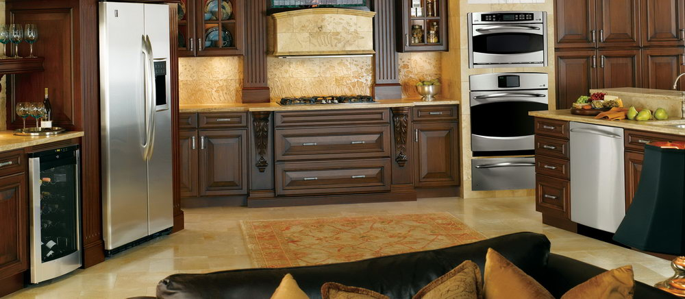 Non Traditional Kitchen Cabinets
