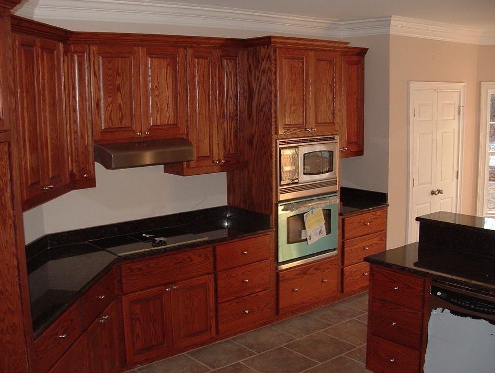 Oak Cabinet Kitchen Designs