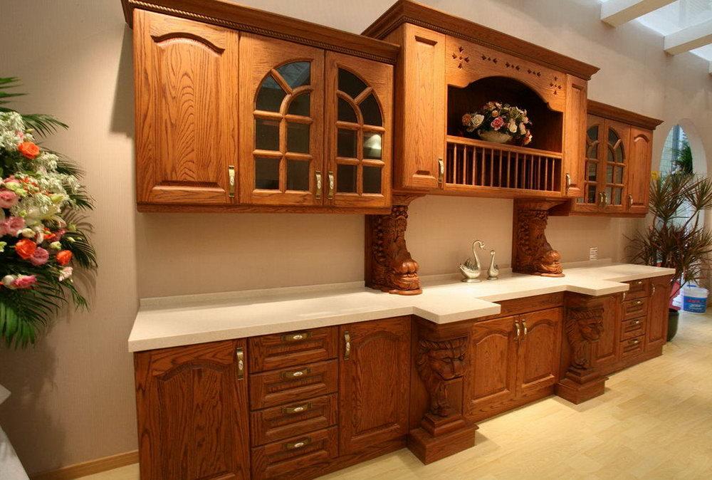 Oak Cabinet Kitchen Ideas